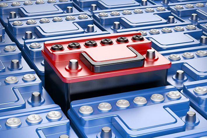 Batteriesystem Roton2