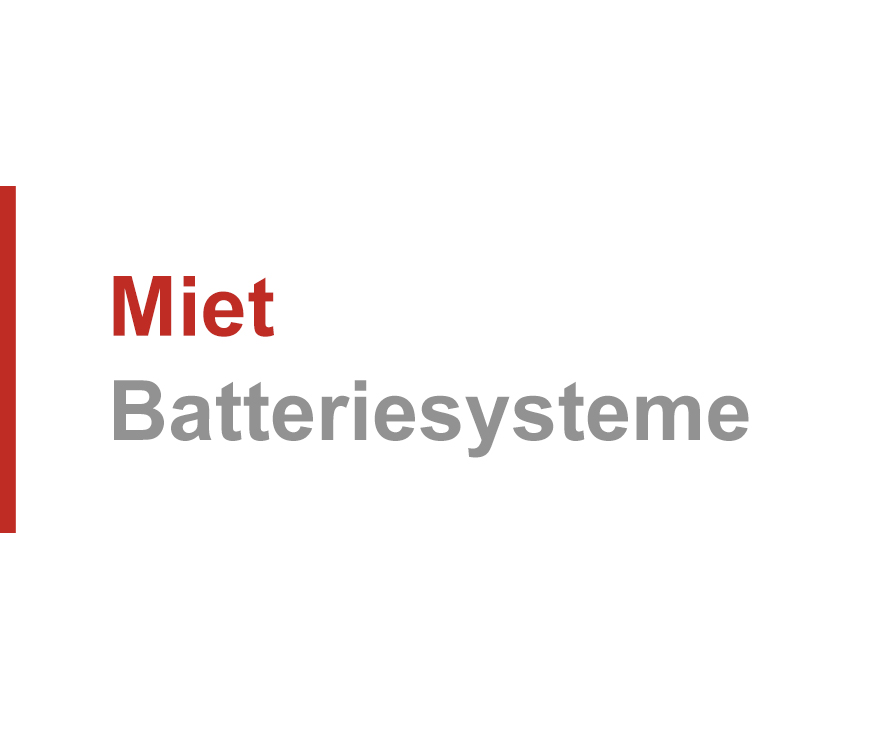 Batteriesystem