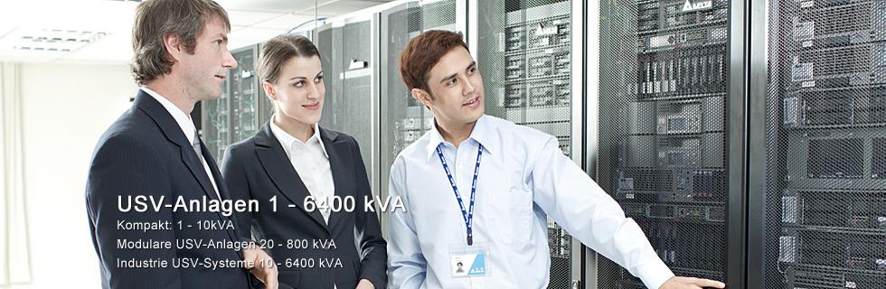 USV für IT und Rechenzentrum